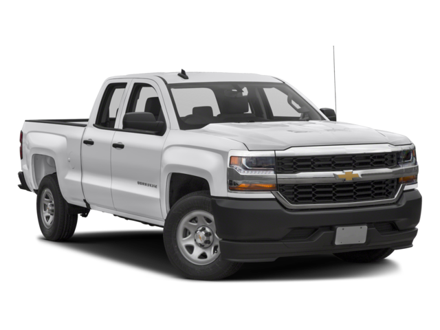 2016 Chevrolet Silverado 1500 4x2 Work Truck 4dr Double Cab 6.5 ft. SB