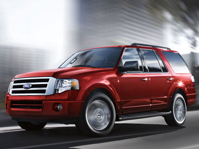 Used Ford Expedition Limited