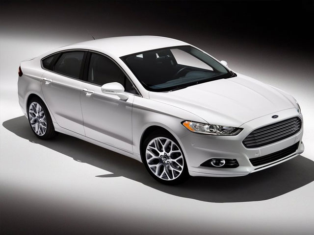 Used Ford Fusion S