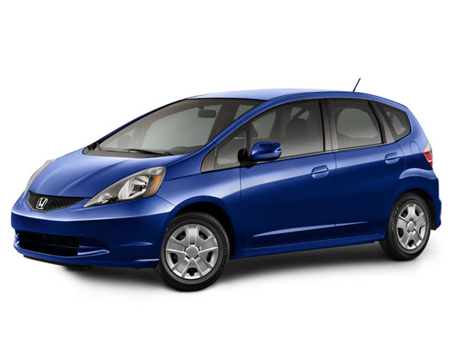 New Honda Fit 5dr HB Man