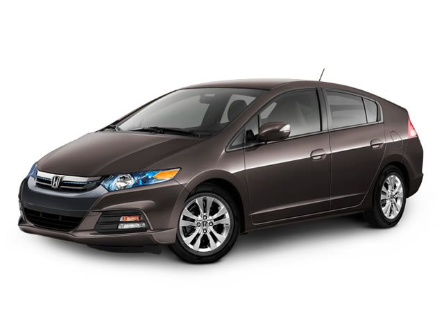 New Honda Insight 5dr CVT