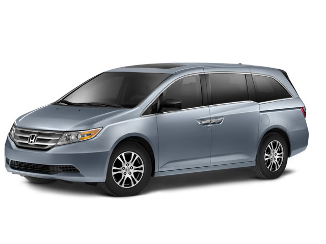 Pre Owned 2013 Honda Odyssey Touring 4d Passenger Van In
