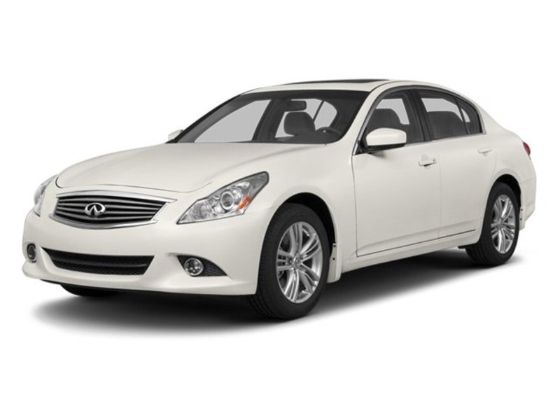 Certified Used Infiniti G37 Coupe x with Navigation and Premium Packages