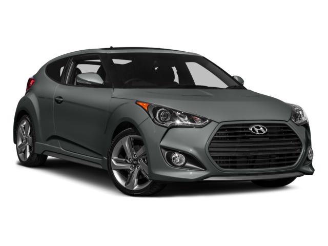 2016 Hyundai Veloster 3DR CPE AT TURBO Hatchback