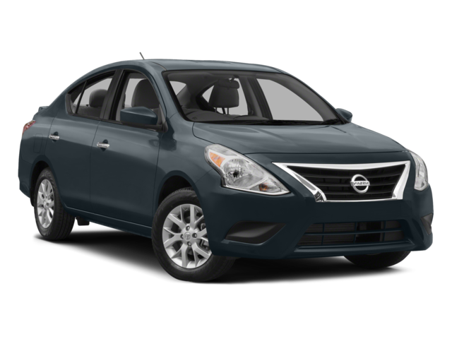 2015 Nissan Versa S Plus 4dr Car