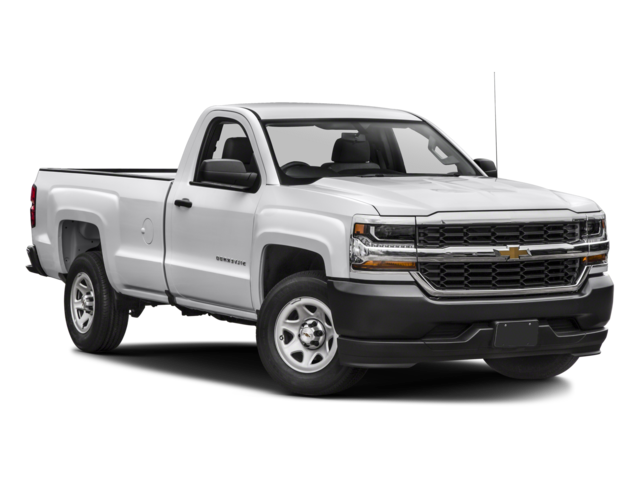 2016 Chevrolet Silverado 1500 4x2 Work Truck 2dr Regular Cab 6.5 ft. SB
