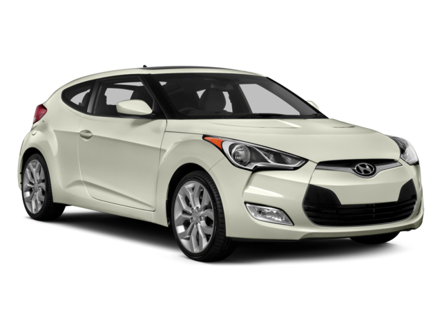 2016 Hyundai Veloster 3DR CPE AT W/GRY INT Hatchback