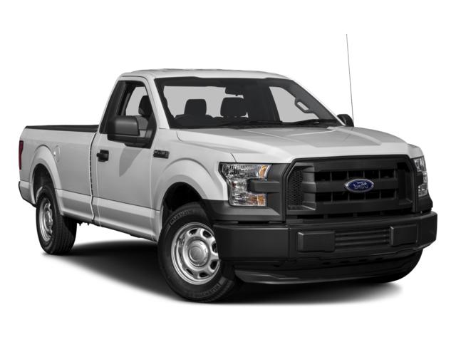 2016 Ford F-150 4x2 XL 2dr Regular Cab 8 ft. LB Truck