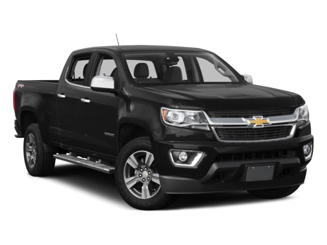 2015 Chevrolet Colorado LT 4D Crew Cab
