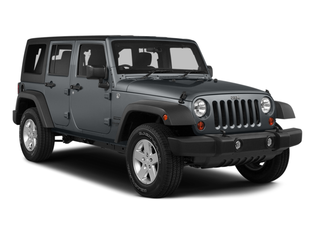 2015 Jeep Wrangler Unlimited 4WD 4dr Rubicon Sport Utility