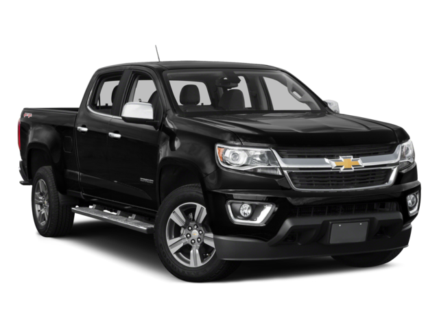 2016 Chevrolet Colorado Work Truck 4D Crew Cab