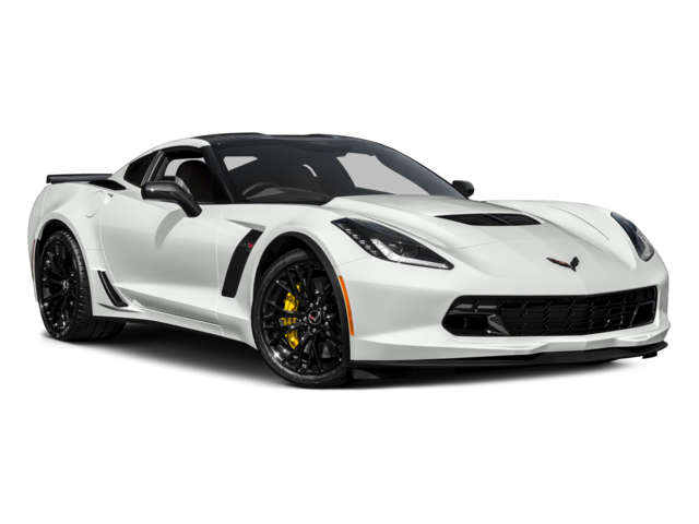 2016 Chevrolet Corvette Z06 2D Coupe