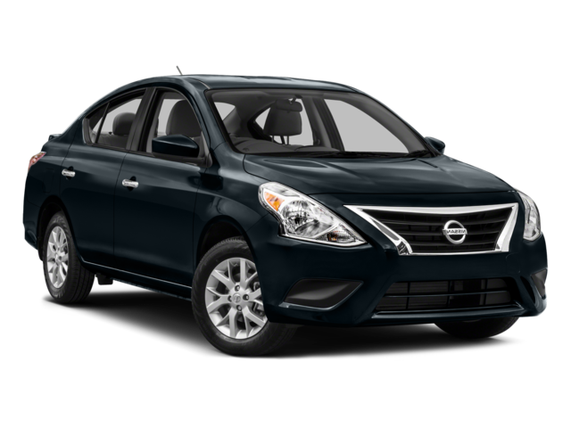 2016 Nissan Versa S Plus Car