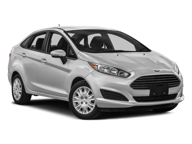 2016 Ford Fiesta S 4dr Sedan