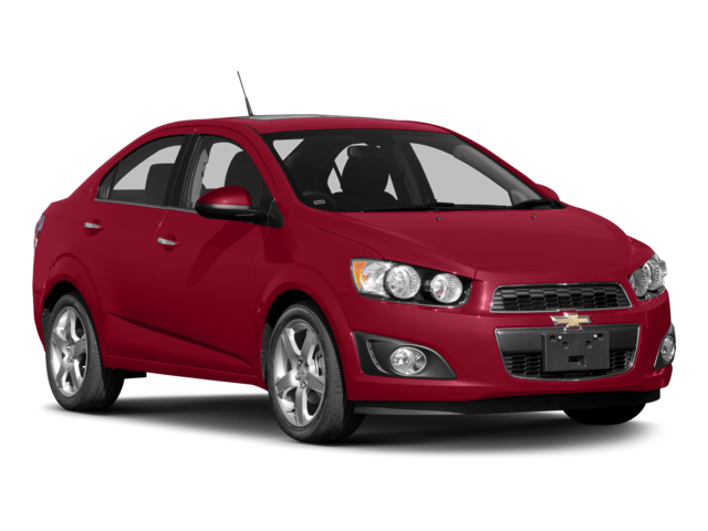2015 Chevrolet Sonic RS 4dr Car