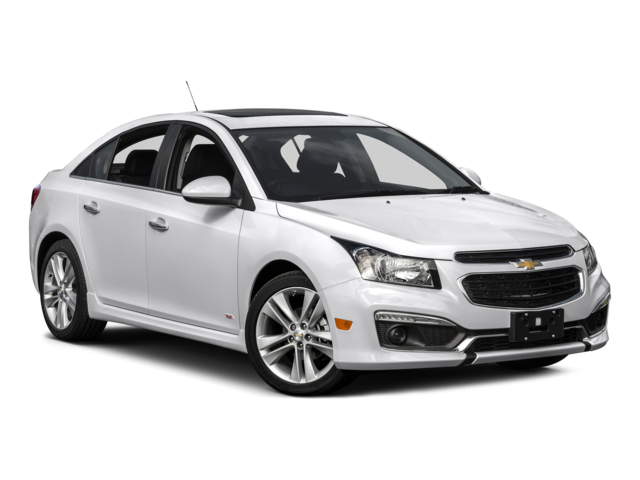 2016 Chevrolet Cruze Limited LS Manual 4dr Sedan w/ 1SA