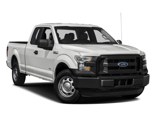 2016 Ford F-150 4x2 XL 4dr SuperCab 6.5 ft. SB Truck