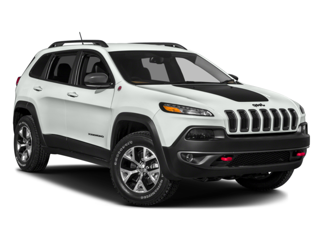 2016 Jeep Cherokee 4x4 Trailhawk 4dr SUV