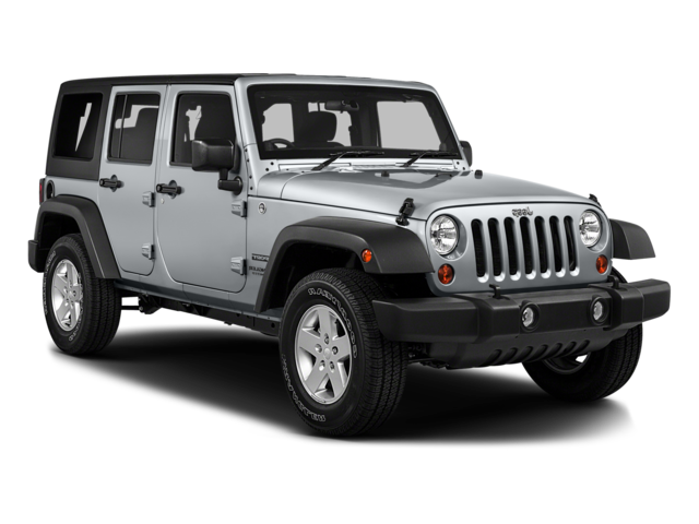 2016 Jeep Wrangler Unlimited 4WD 4dr Rubicon Sport Utility