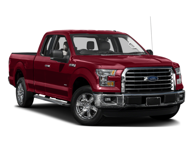2016 Ford F-150 4x4 XL 4dr SuperCab 8 ft. LB Truck