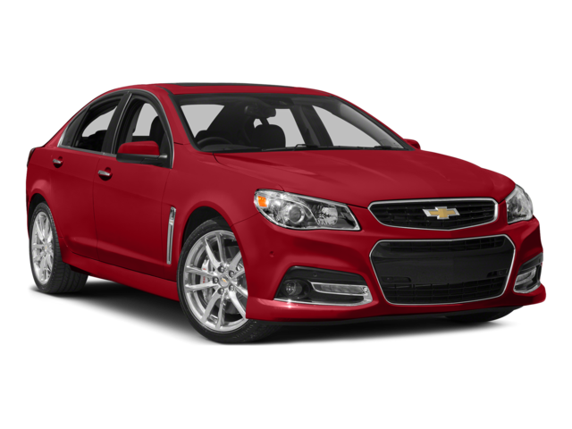 2015 Chevrolet SS Base 4D Sedan
