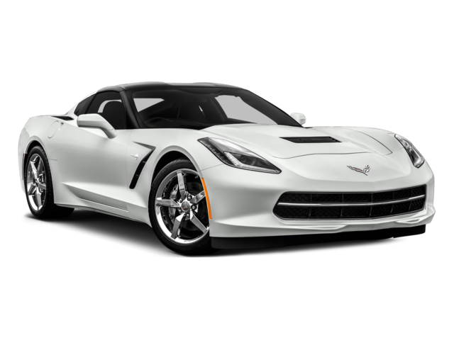2016 Chevrolet Corvette Stingray 2D Coupe