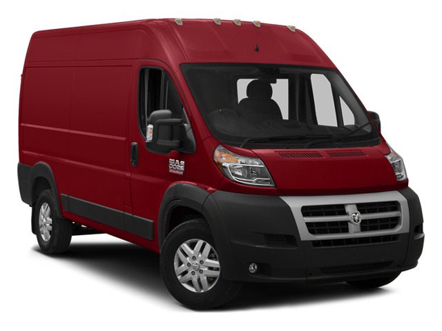 2014 Ram ProMaster 1500 High Roof 136 WB Full-size Cargo Van